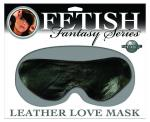 Ffs Leather Love Mask